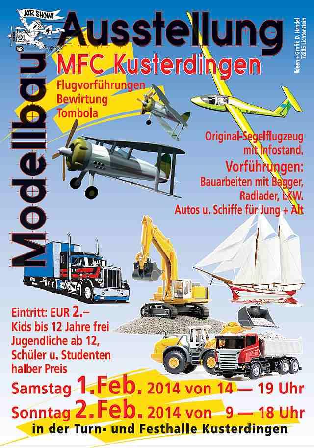 Ausstellung Kusterdingen 2014