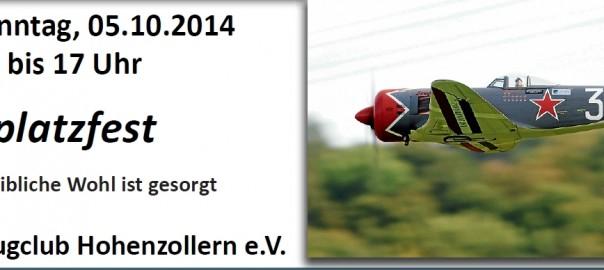 Flugplatzfest mfc-hohenzollern-2014