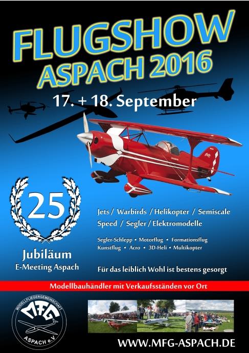 25.  E-Meeting Aspach 2016