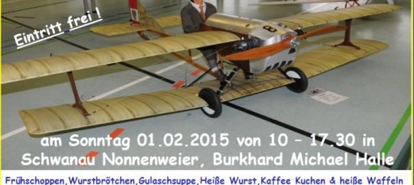 Ausstellung MFC-Lahr 2015